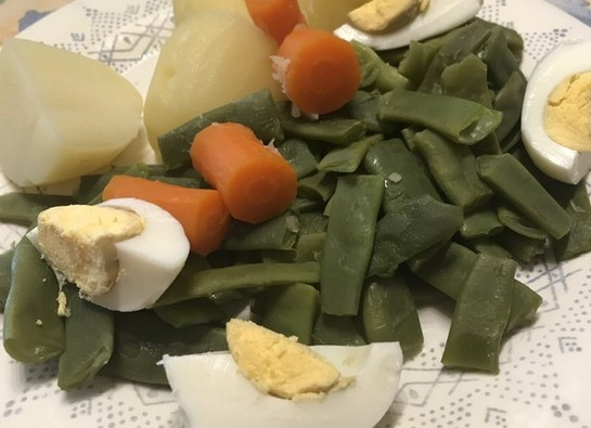 Judia Verde Con Patatas Y Zanahoria Al Vapor Robot De Cocina Mycook La zanahoria es una verdura dura, bianual y de clima frío, que crece por la raíz gruesa que produce en la primera estación de crecimiento. judia verde con patatas y zanahoria al vapor